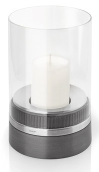 Lantern with Candle, H 23,5 cm - 65274 Lantern with Candle, H 23,5 cm
