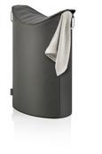 Frisco Tvättkorg Mörkgrå