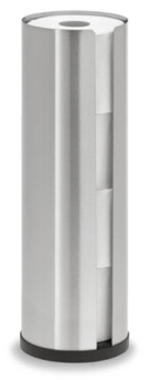Toilett 4 roll holder - 68409 Toilett 4 roll holder matt