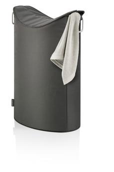 Frisco Tvättkorg Mörkgrå - 65384 Frisco Tvättkorg Mörkgrå