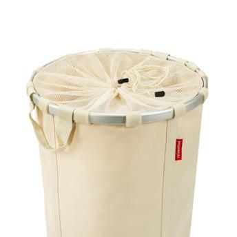 NJ6020 Laundry baske beige - NJ6020 Laundry baske beige