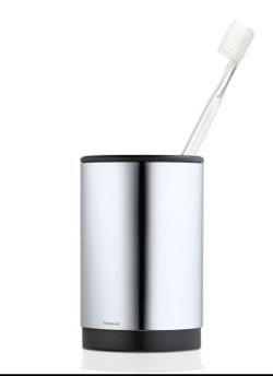 UNO Rostfri Toothbrush mug - 68879 UNO Toothbrush mug