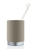 ARA Toothbrush Mug Brown