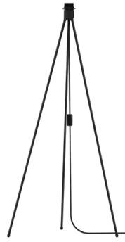 VITA Copenhagen Tripod Lampfot.svart 109cm - 04016 VITA Copenhagen Lampfot.svart 109cm