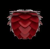 ALUVIA Ruby Red mini