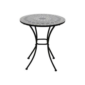 Cafebord Grå mosaik - Cafebord Grå mosaik