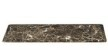 Serveringsbricka 33x12,Marmor, Brun, PESA
