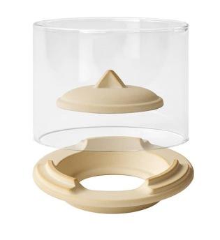Glaskit till CeraNatur indoor - Glascylindersats till CeraNatur indoor