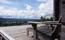 Milsvid utsikt från altan