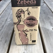 Lsv. Zebeda organic dark chocolate 70%