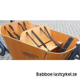 Babboe city extra bänk