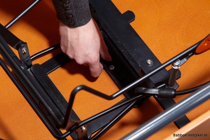 lastcykel bilbarnstolhållare 4