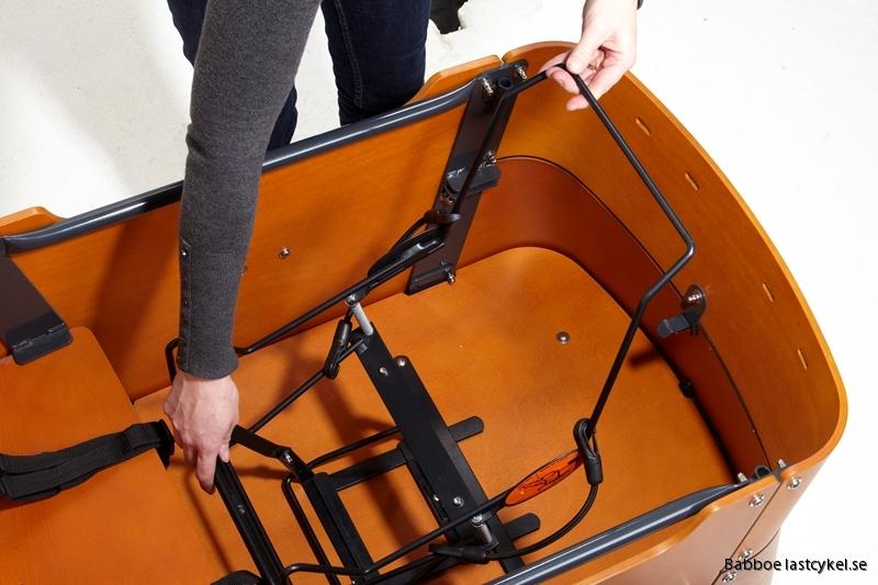 lastcykel bilbarnstolhållare 5