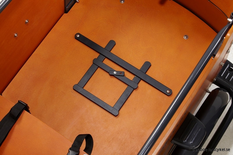 lastcykel bilbarnstolhållare 6