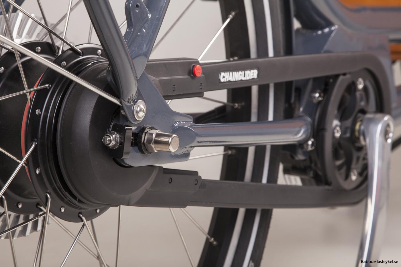 lastcykel chainglide Babboe