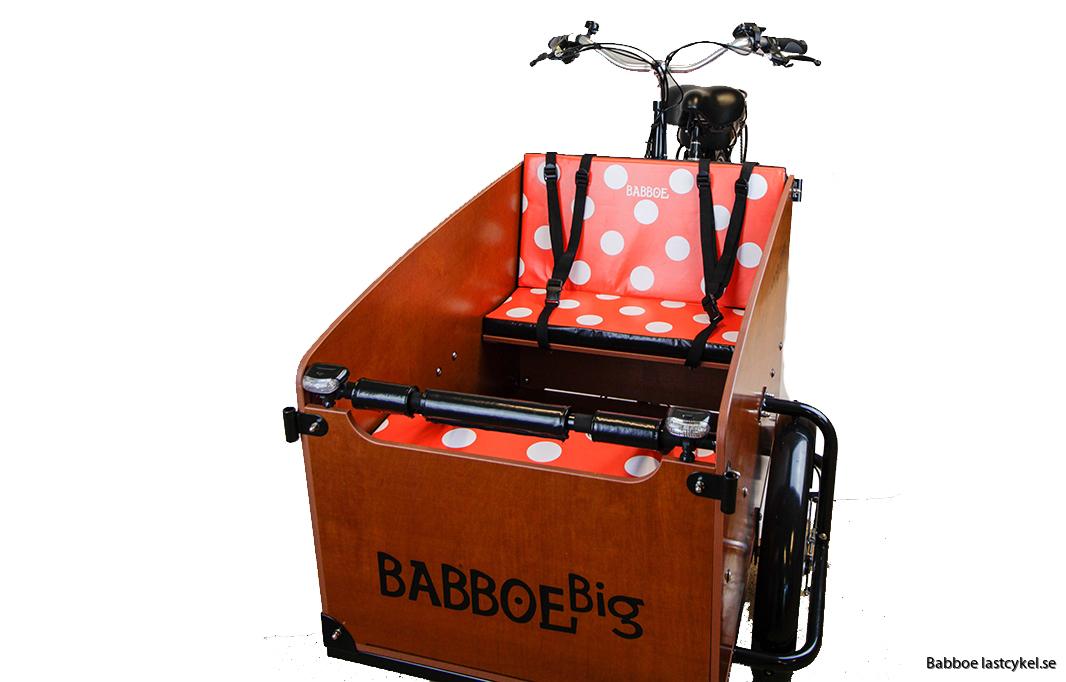 babboe big dynor röd