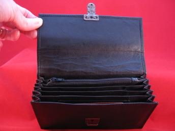 Taxiplånbok, 9 kort - Taxiplånbok, 9 kort