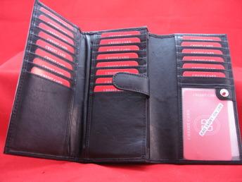 Damplånbok, två färger, LB 051 Dev - LB 051 Dev svart