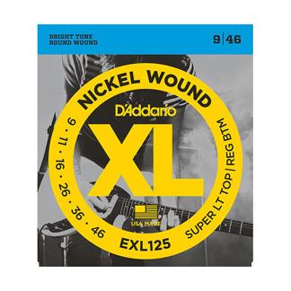 D'Addario EXL125 9-46