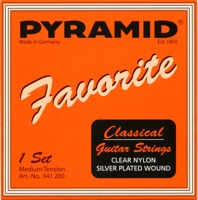 Pyramid Favorite Classical Nylon Medium Tension .028-.046