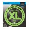 D'Addario EXL165-5 Regular Light Top/Medium Bottom Long Scale 45-135