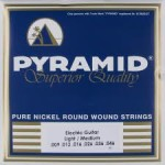 Pyramid 401/402 Superior Quality Light/Medium 009-046