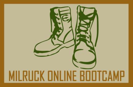 MILRUCK ONLINE BOOTCAMP - Class #004 23/9-2/12