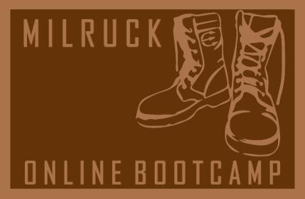 MILRUCK ONLINE BOOTCAMP - Class #005 6/1-17/3