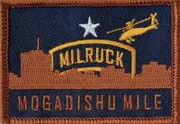 Gerillaklubbutmaning - Mogadishu Mile