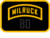 MILRUCK RUCKER - Stockholm 25-26/4 - Rucker 80 - 25/4 Stockholm