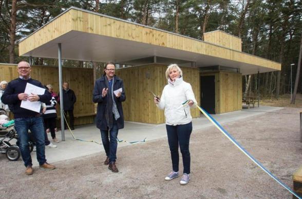 Invigning Servicebyggnad Laholms kommun & Isrenn arkitekter