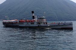 """""""Milano"""" på Comosjön"""