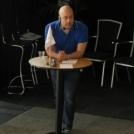 Fredrik Rudbäck i talarstolen 2