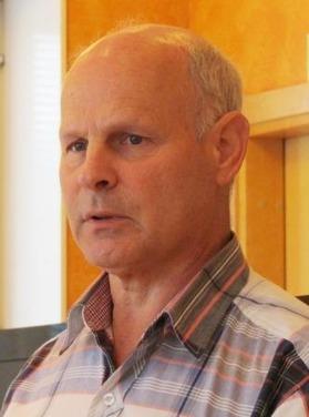 Ordförande Raymond Coleman
