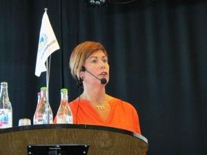 Katharina von Sydow på Stämman 2017
