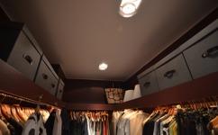 Förvaring, walk in closet 3