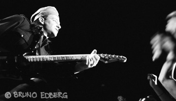 Bono i U2. Foto: Bruno Edberg.