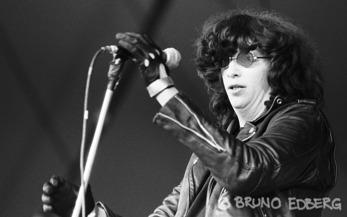 Joey Ramone, Ramones. Foto: Bruno Edberg.