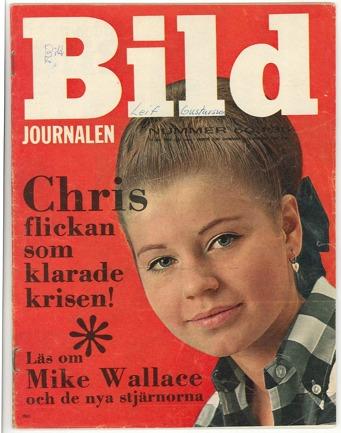 BildJournalen nr 50-1966. Gåva till arkivet av Leif Gustavsson.