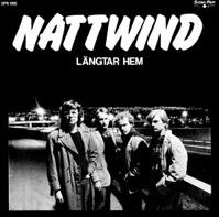 Nattwinds singel från 1981.