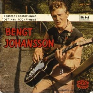 Bengt Johanssons EP (1958).