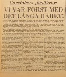 Smålands Folkblad 30/11 1965.