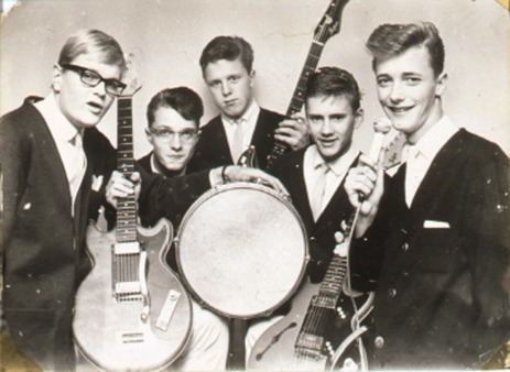 Foto ca 1963. Privat ägo.