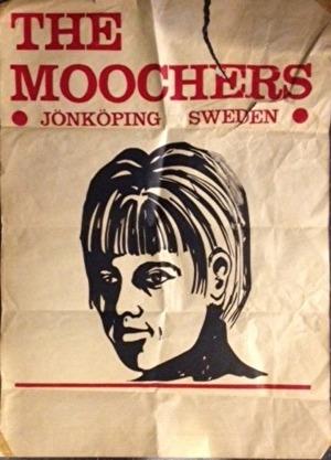 Affisch. Skänkt till rockarkivet av Mats Hallenborg.