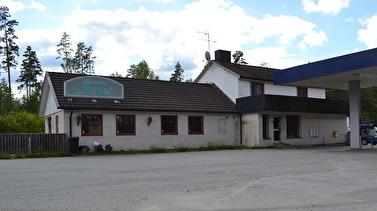 Ljunga Motell 2017, nedlagt. Foto: Lars Östvall.