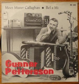 En av Gunnar Petterssons tre solo-EP på Reprise.
