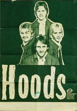 Affisch för nya Hoods 1968. Privat ägo.