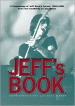 C. Hjorts bok om Jeff Beck.