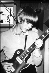 Danny Kirwan i Jönköping 1968. Foto: Mats Andersson.