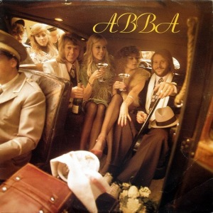LP:n ABBA från 1975.